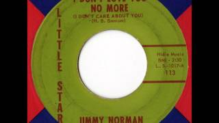 Jimmy Norman - I Don