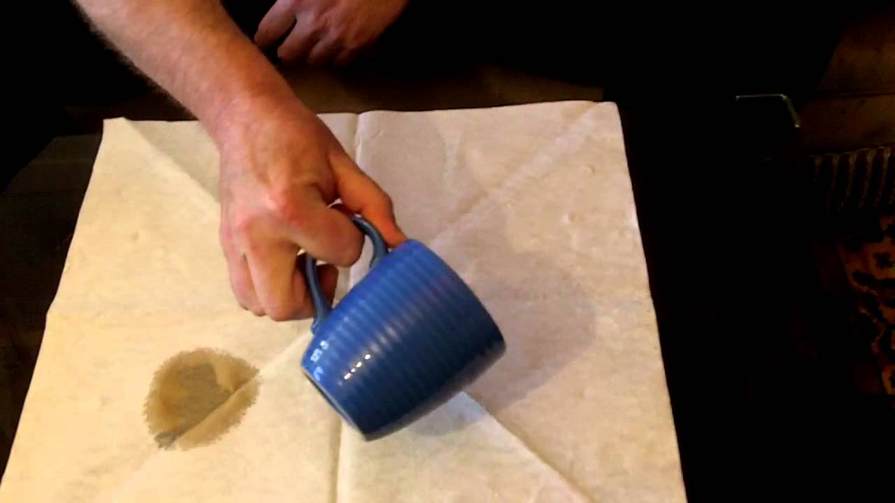 Carpet Protector   Scotchgard Demonstration   YouTube