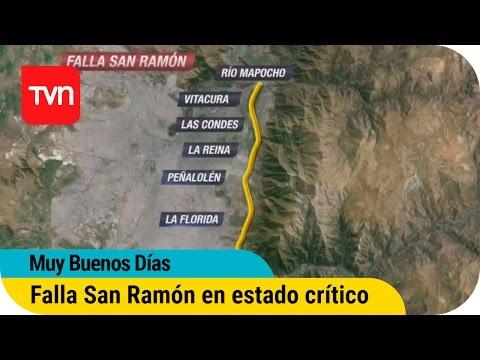Muy buenos días | Falla San Ramón en estado crítico