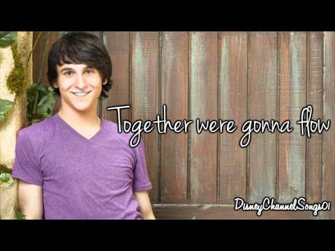 Mitchel Musso  Top Of The World With Lyrics