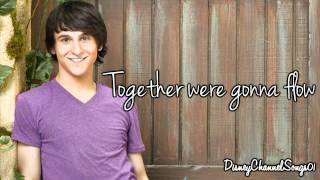 Mitchel Musso - Top Of The World [With Lyrics]