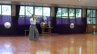 Musô Jikiden Eishin ryû - Tachi Uchi no Kurai