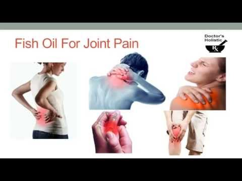 Fish oil for joint pain and inflammation youtube for Fish oil for arthritis
