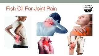 Fish Oil For Joint Pain and Inflammation
