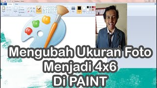 Membuat Foto Menjadi Ukuran 4x6 Dengan Paint Youtube