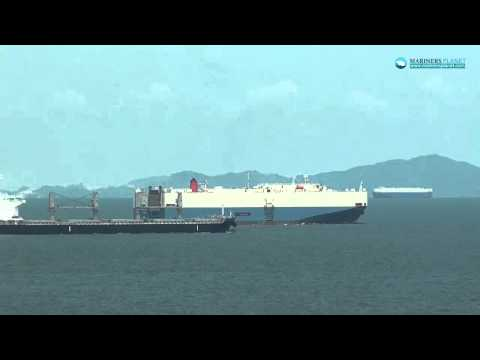 COSMOS ACE VEHICLES CARRIER SHIP FOR MERCHANT NAVY
