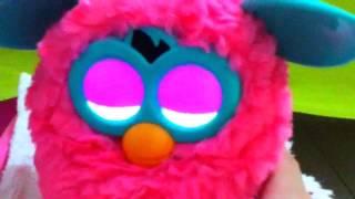 Como fazer seu Furby ficar com a personalidade Princesa !