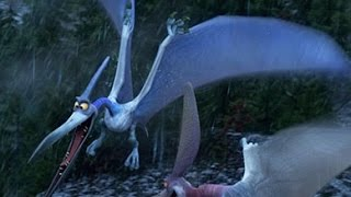 THE GOOD DINOSAUR: sky sharks (audio only/updated)