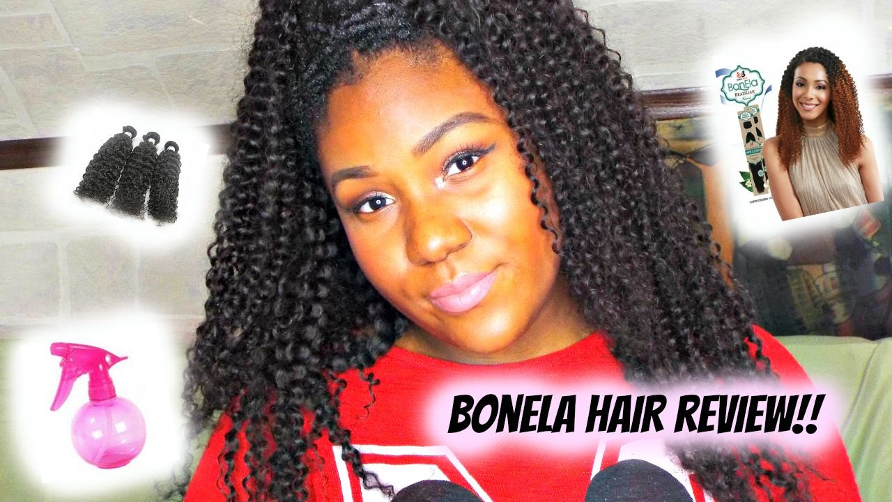 Bobbi Boss Bonela Brazilian Unprocessed Virgin Hair Review
