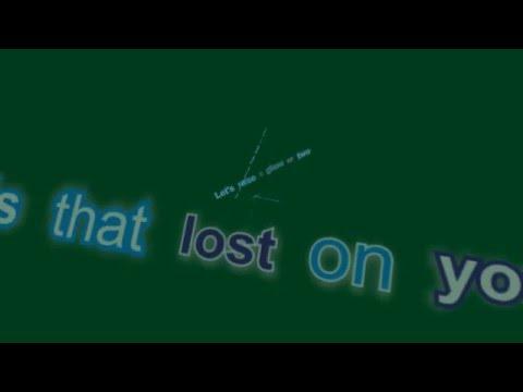 LP - Lost On You Lyrics Video