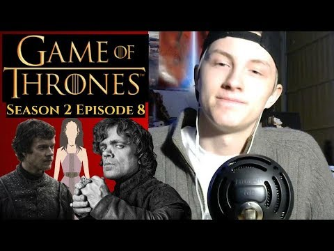 """Game of Thrones Season 2 Episode 8 """"The Prince of Winterfell"""" REACTION"""