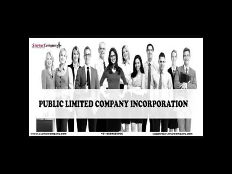 Public Company Registration, Conditions and Steps for Registering