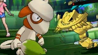 Gambar cover ¡SMEARGLE A NIVEL 1, ÉPICO! Pokémon Sol y Luna: COMBATE!!!
