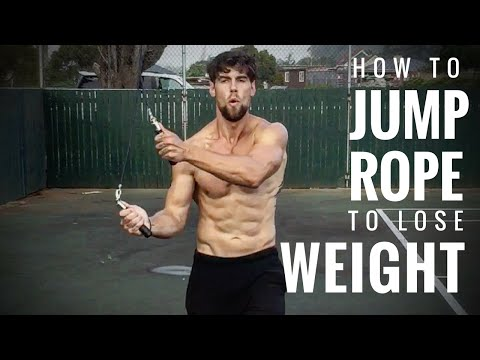How To Jump Rope To Lose Weight
