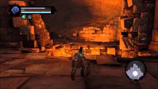Darksiders 2 Gameplay GTX460 Core i7 Max Settings (HD)