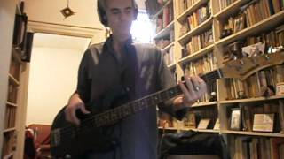Indie Cindy - Pixies bass cover by Nacho