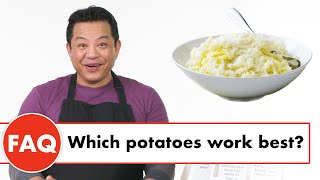Your Mashed Potatoes Questions Answered By Experts | Epicurious FAQ