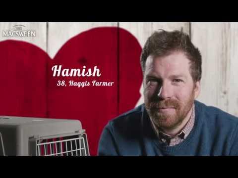 Macsween - Hamish The Haggis Farmer Looking For Love