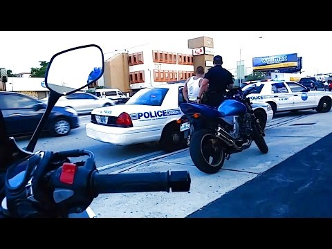 ROAD RAGE DRIVER ARRESTED FOR ATTACKING BIKERS