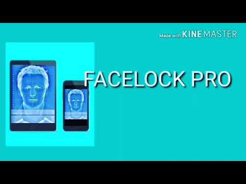 FACELOCK security APP- FACELOCK PRO  Download link is in description