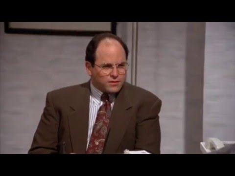 George Costanza: Was That Wrong?