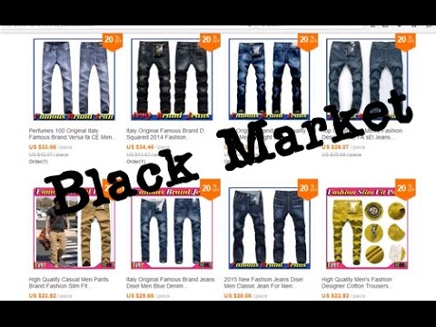 How To Find Counterfeit Clothing On Aliexpress For Men  Jeans  Part ... 71a0a30c0f6