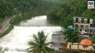 വെള്ളം കുത്തിയൊലിച്ച്  വന്ന  ചെറുതോണി ടൗണിന്റെ  അവസ്ഥ Cheruthoni Town After  Dukki Dam
