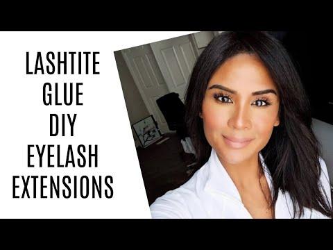 Diy Eyelash Extensions By Nimi Pendurthi