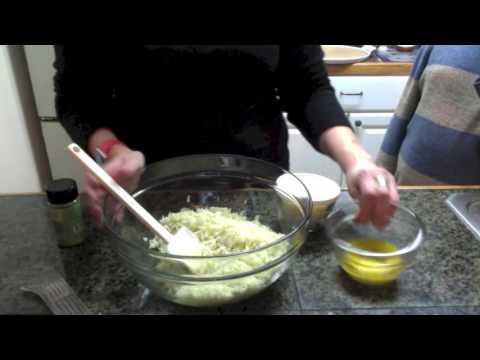 Cauliflower Pizza Crust-Pampered Chef Recipe