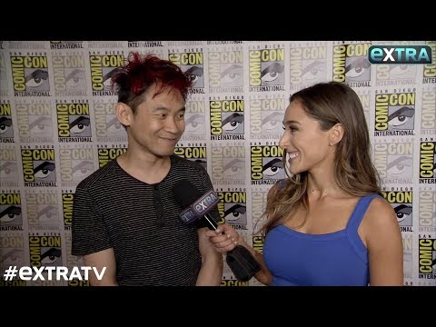 Director James Wan Talks 'Aquaman' and Confirms 'Conjuring 3' at Comic-Con