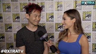Director James Wan Talks 'Aquaman' And Confirms 'Conjuring 3' At Comic-Con