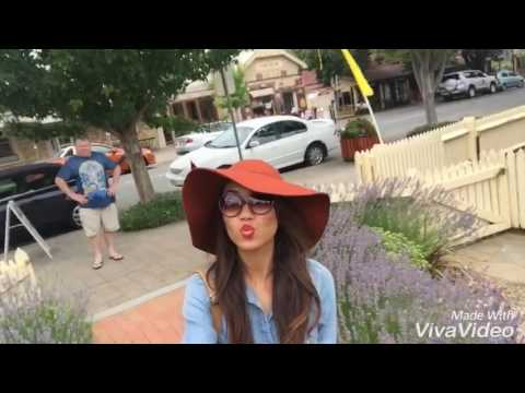 Visiting Hahndorf in Adelaide, South Australia
