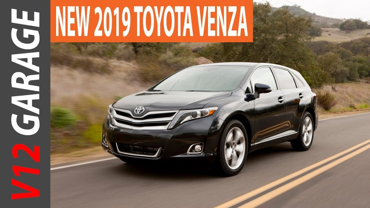 new 2019 toyota venza price, review and release date - youtube