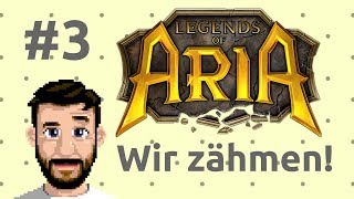 Tutorial: Legends of Aria (Ultima Online 2) -  Wir zähmen! #3