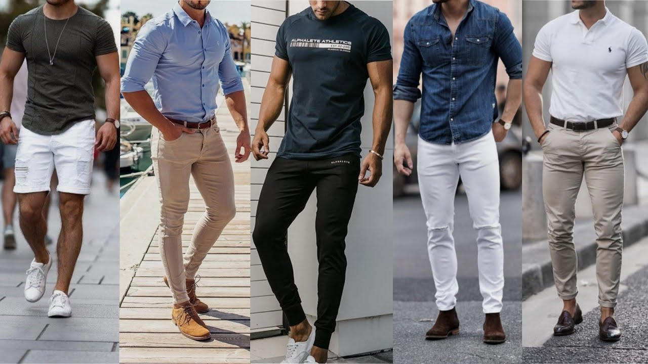 Best Summer Fashion for Men's | Summer Outfit idea for Men 2019 9