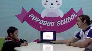 Po E - Popodoo | Family and Friends Starter - Unit 1, 2, 3 | Timothy