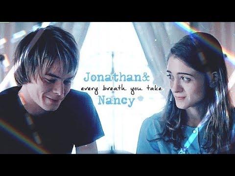 • Nancy & Jonathan   Every Breath you take