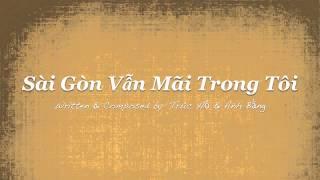 Sài Gòn Vẫn Mãi Trong Tôi | Dương Thái Hòa