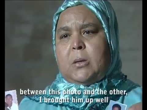 Testimonies of families of the 11 victims murdered by polisario in 2010