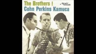 Al Cohn, Bill Perkins & Richie Kamuca ~ Sioux Zan