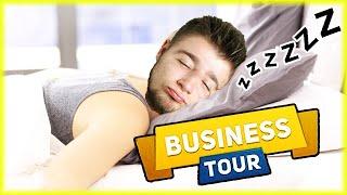 ZASNĄŁEM NA NAGRYWKACH | Business Tour [#68] (With: Alien, Dobrodziej, Plaga) | BLADII