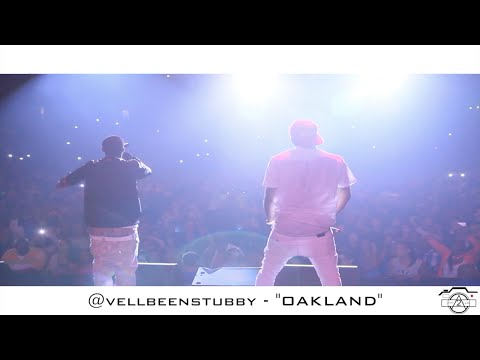 """YG & DJ Mustard bring out Vell to perform """"OAKLAND"""""""