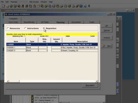 TabWare Computerized Maintenance Management System / Enterpise Asset Management (CMMS / EAM) Demo