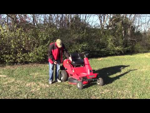 Snapper Residential Rear Engine Rider Review