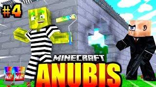 Download Video Der FAKE AUSBRUCH hat FUNKTIONIERT?! - Minecraft ANUBIS #04 [Deutsch/HD] MP3 3GP MP4