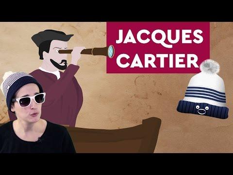 🗺⚓️ Jacques Cartier et la découverte de la NouvelleFrance  🌎  Part.12
