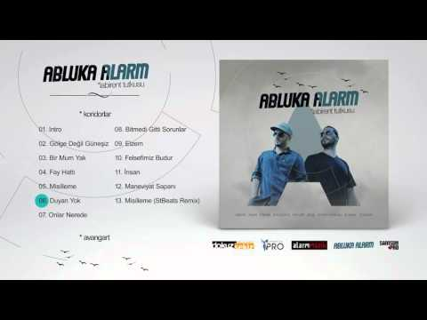 Abluka Alarm - Duyan Yok (Official Audio)