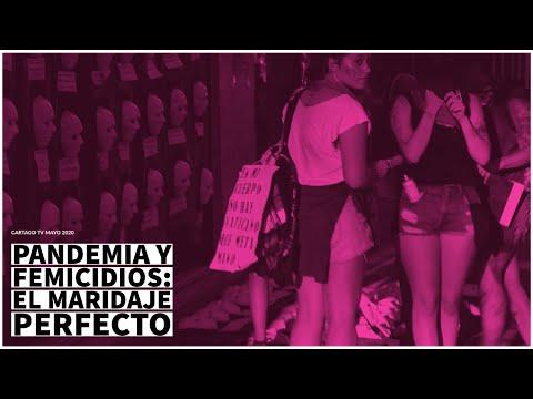 Coronavirus y Femicidios: El Maridaje Perfecto from YouTube · Duration:  10 minutes 49 seconds