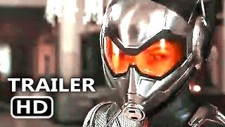 """ANT-MAN 2 """"Scott Is Done"""" Trailer (NEW 2018) Ant-Man and the Wasp Movie HD"""