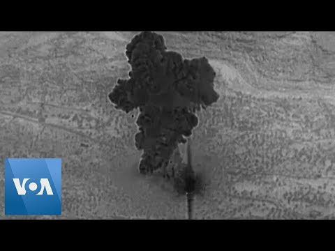 Pentagon Releases Footage of Raid on Al-Baghdadi
